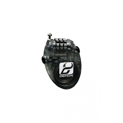 Demon Demon Protection Mini Snowboard Lock Black