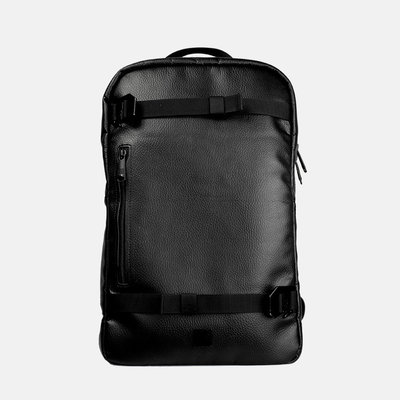 Douchebags Douchebags The Scholar Backpack Black Leather