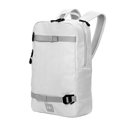 Douchebags Douchebags The Scholar Backpack Pure White