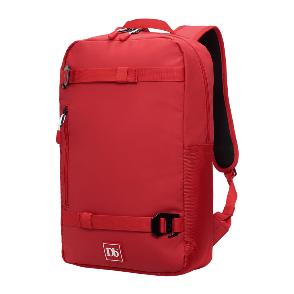 Douchebags Douchebags The Scholar Backpack Scarlet Red