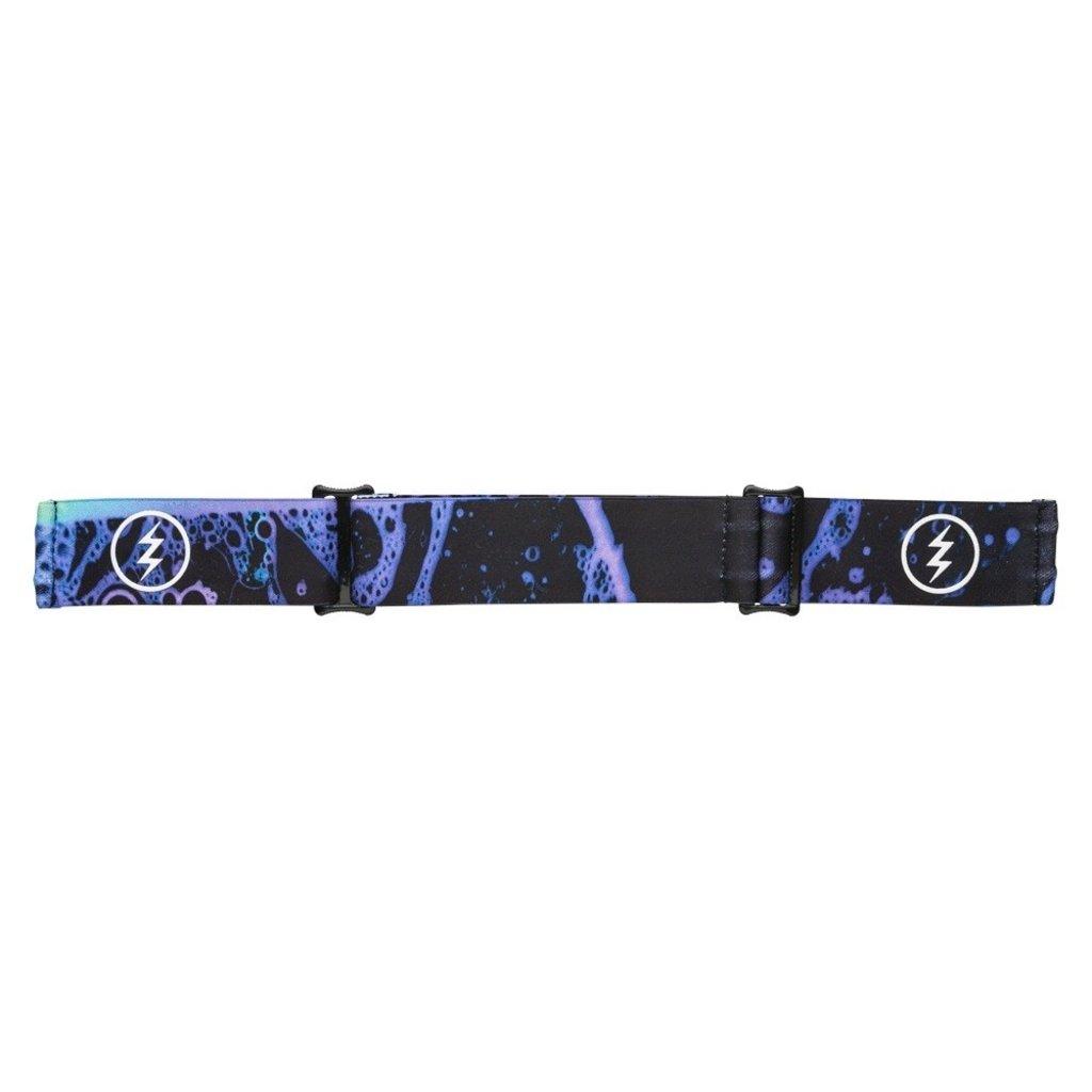Electric Electric EGX Mindblow Purple / Brose SIlver Chrome