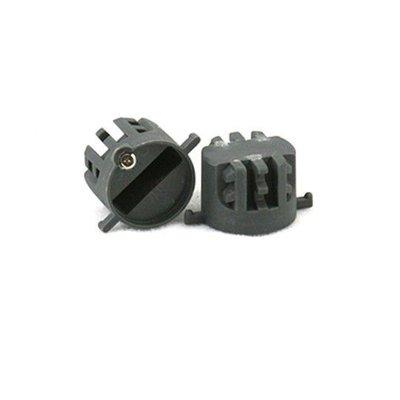 Eurofins Eurofins Dual Tab Fin Plug Black