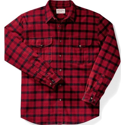 Filson Filson Alaskan Guide Shirt Red/Black