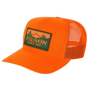 Filson Filson Logger Mesh Cap Blaze Orange