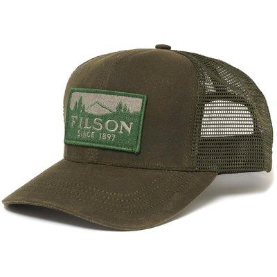 Filson Filson Logger Mesh Cap Otter green