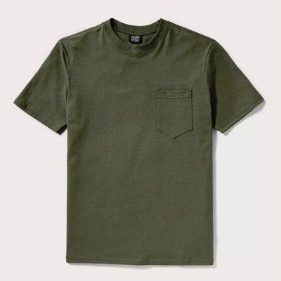 Filson Filson S/S Outfitter Solid One Pekt T-Shirt Otter Green