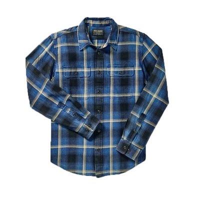 Filson Filson Scout Shirt Indigo / Black / Khaki Plaid