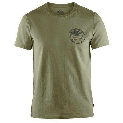 Fjallraven Fjallraven Forever Nature Badge T-Shirt Green