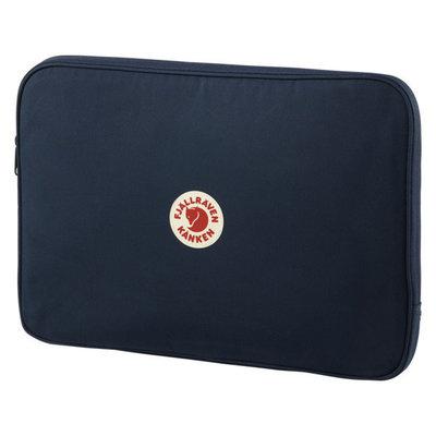 "Fjallraven Fjallraven Kanken 15"" Laptop Case Navy"