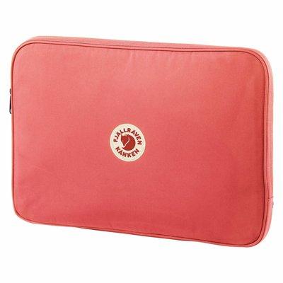 "Fjallraven Fjallraven Kanken 15"" Laptop Case Peach Pink"