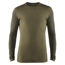 Fjallraven Fjallraven Keb Wool Shirt LS Laurel Green / Deep Forest