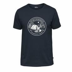 Fjallraven Fjallraven Lagerplatz T-Shirt Navy