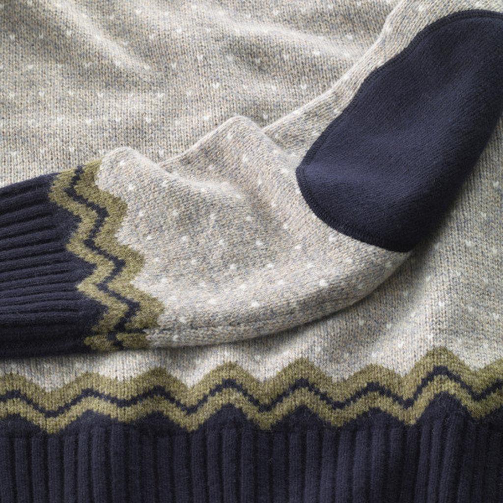 Fjallraven Fjallraven Övik Knit Sweater Navy