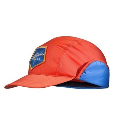 Fjallraven Fjallraven Polar Padded Cap Flame Orange/XL