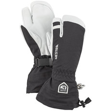 Hestra Hestra Army Leather Heli Ski - 3 Finger Black