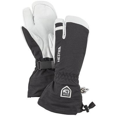 Hestra Hestra Army Leather Heli Ski - 3 Finger Black