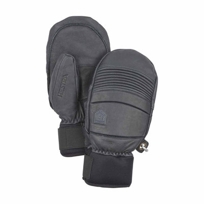 Hestra Hestra Leather Fall Line Mitt Grey