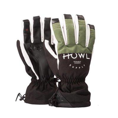 Howl Howl Team Glove Olive