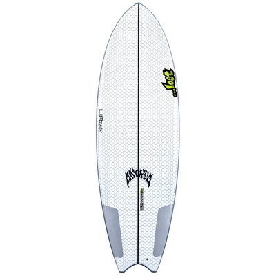 LibTech Lib Tech x Lost Puddle Fish White - 5'9