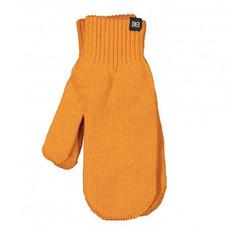 Makia Makia Flag Wool Mittens Orange