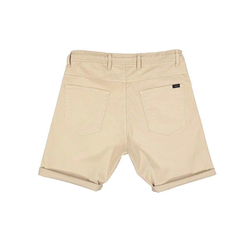 Makia Makia Nautical Shorts Khaki