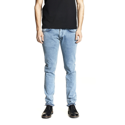 Makia Makia Slim Fit Jeans Washed Blue