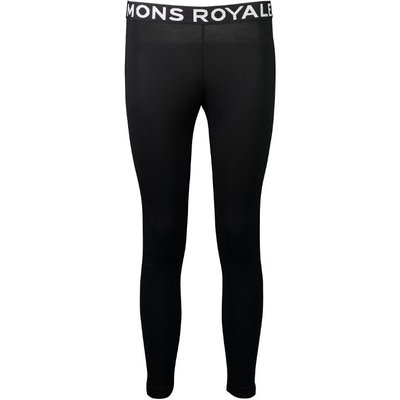Mons Royale Mons Royale Womens Christy Legging Black