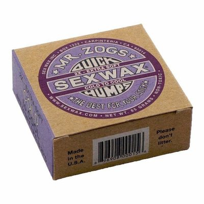 Mr Zogs Mr. Zogs Sexwax - 2x Extra Soft / Cold