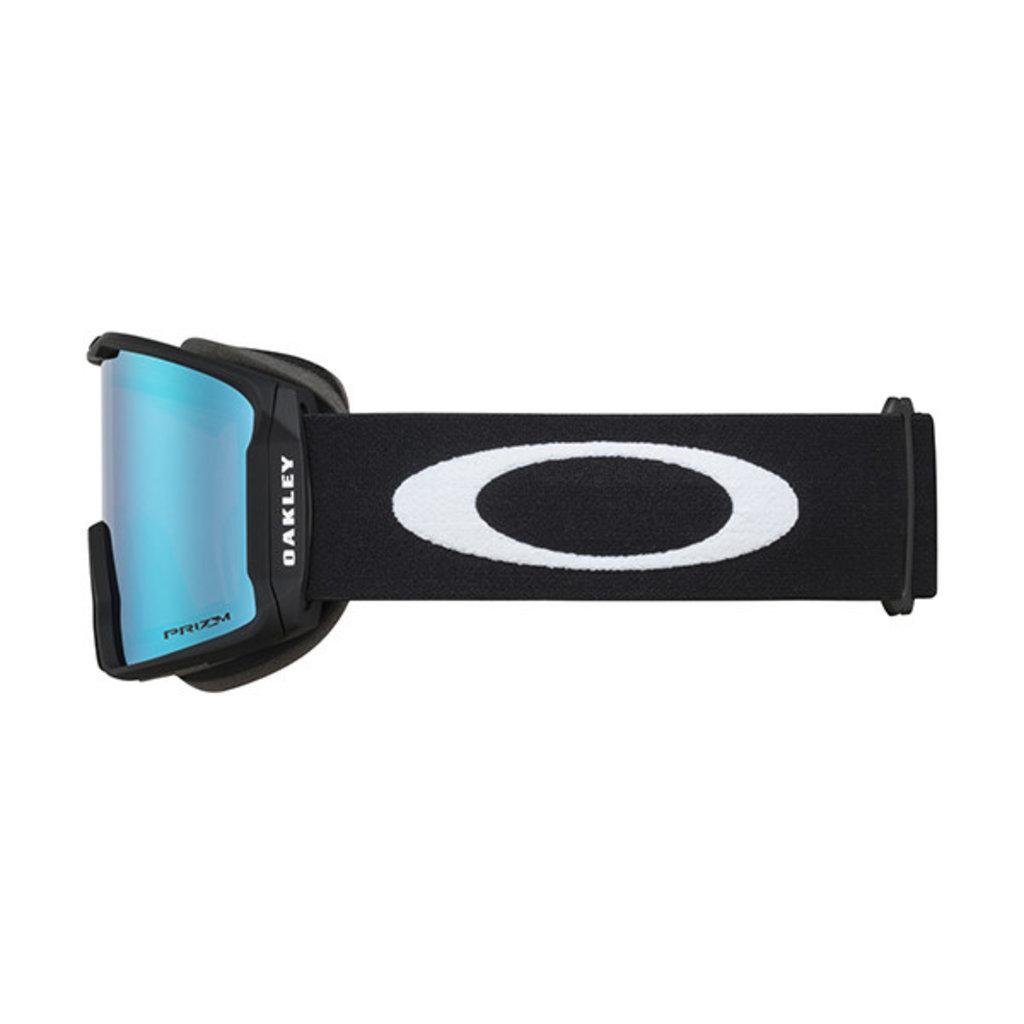 Oakley Oakley Line Miner Matte Black - Prizm Sapphire Iridium