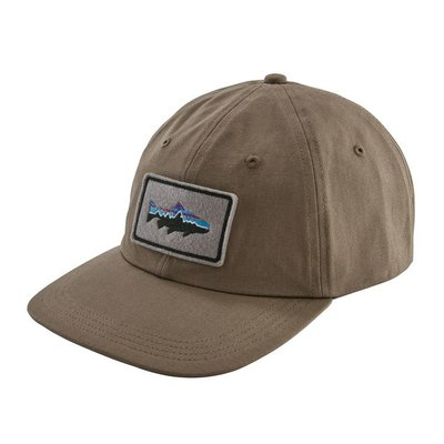 Patagonia Patagonia Fitz Roy Trout Patch Trad Cap Burnie Brown