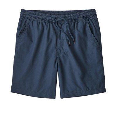 Patagonia Patagonia LW All-Wear Hemp Volley Shorts Stone Blue