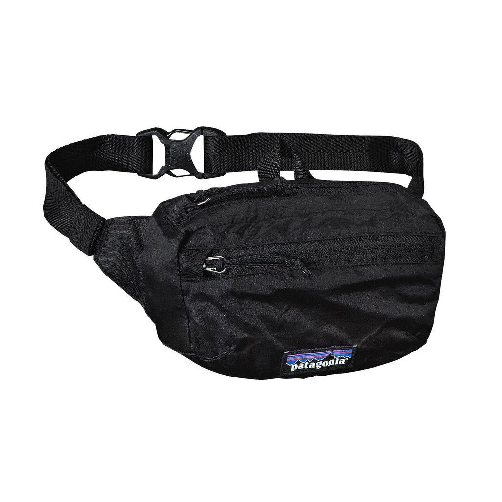 Patagonia Patagonia LW Travel Mini Hip Pack Black