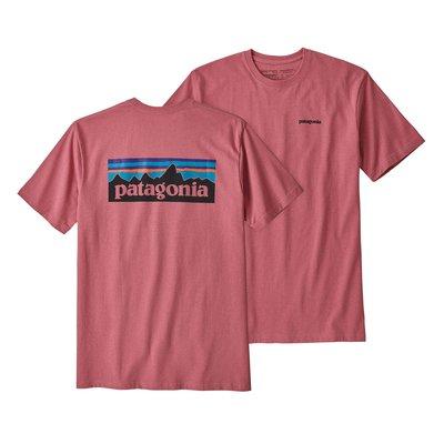 Patagonia Patagonia P-6 Logo Responsibili-Tee Sticker Pink