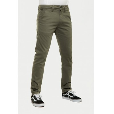 Reell Reell Flex Tapered Chino  Olive