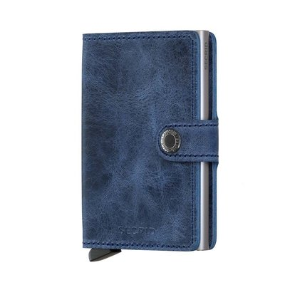 Secrid Secrid Miniwallet Vintage Blue
