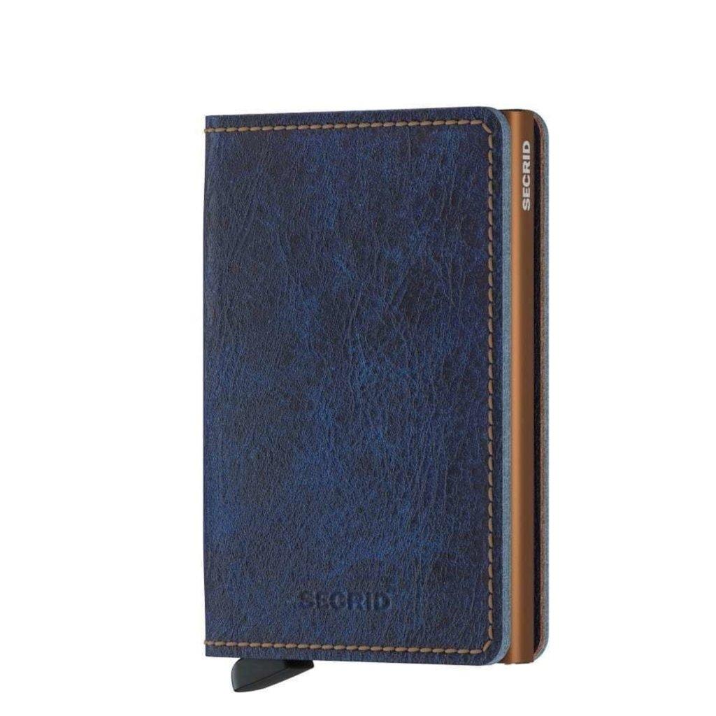 Secrid Secrid Slimwallet Indigo 5 Leather