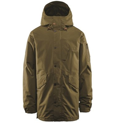 ThirtyTwo Thirtytwo Lodger Jacket Olive