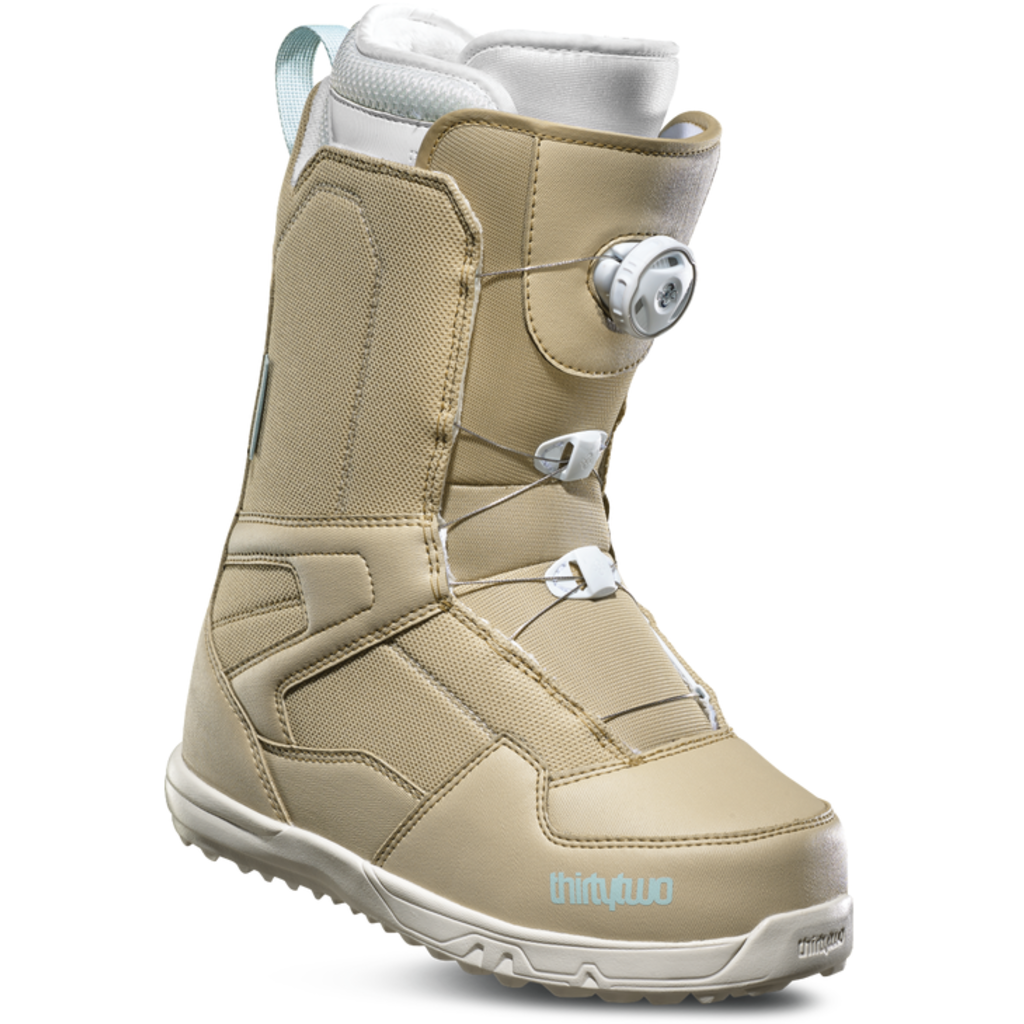 Thirtytwo Thirtytwo Womens Shifty Boa Tan