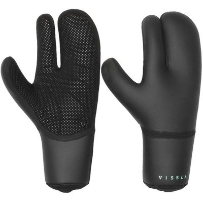 Vissla Vissla Seven Seas 5mm Claw Glove Black