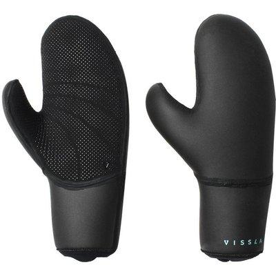 Vissla Vissla Seven Seas 7mm Mitten Glove Black