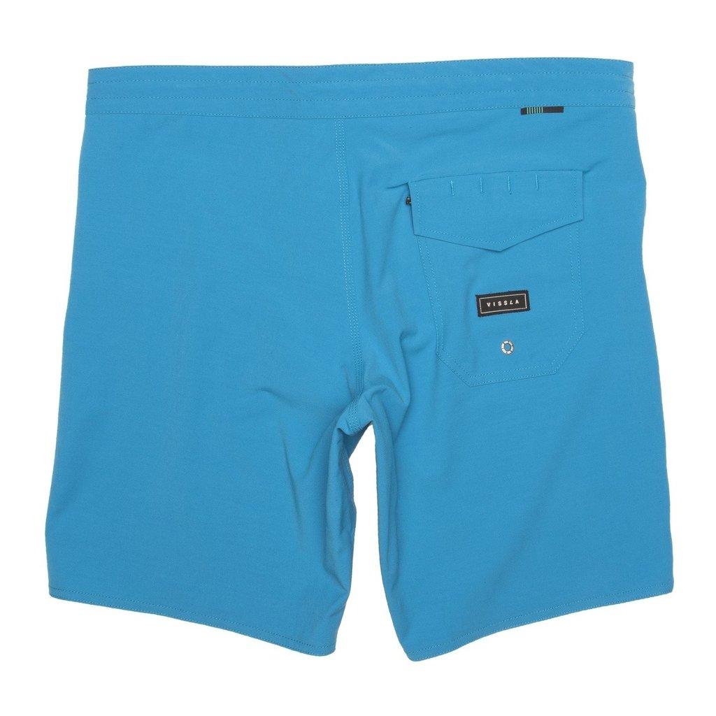 Vissla Vissla Solid Sets 18.5'' Maui Blue