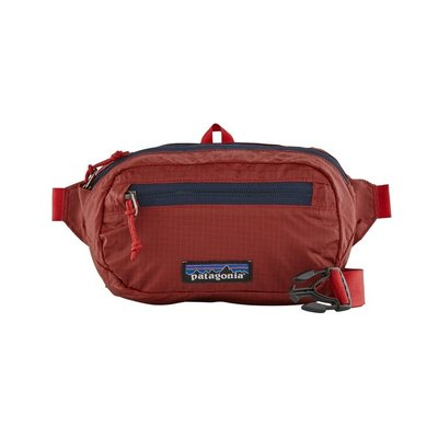 Patagonia Patagonia Ultra Light Black Hole Mini Hip Pack Rincon Red