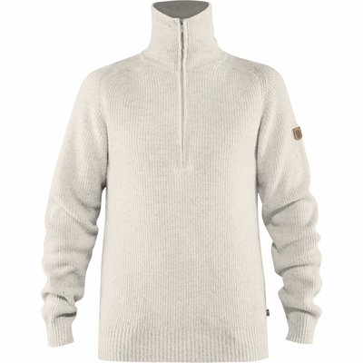 Fjallraven Fjallraven Greenland Re-Wool Sweater Chalk White