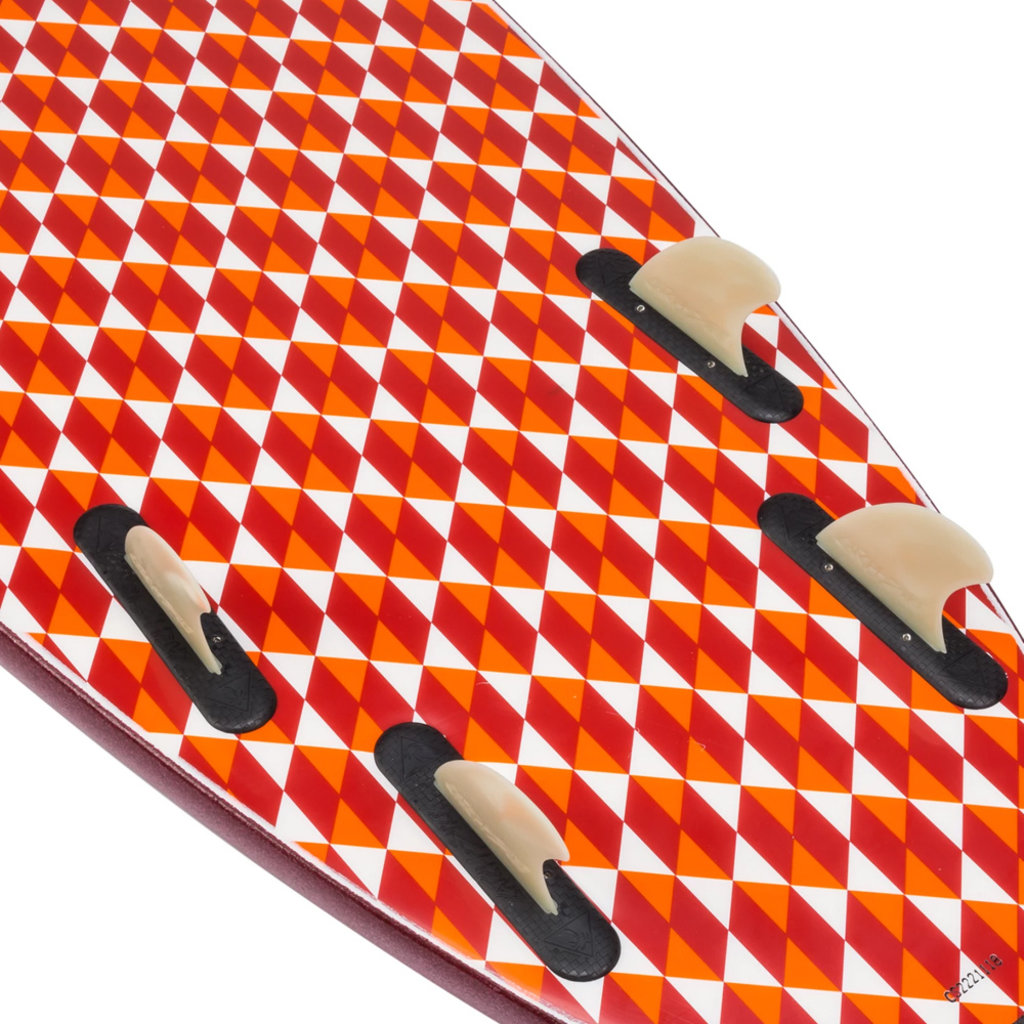 Catch Surf Catch Odysee Quad Barry McGee 7'0