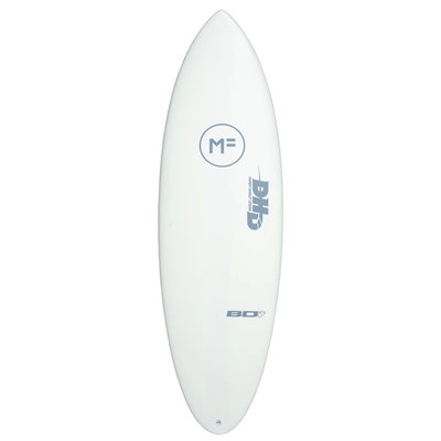 Mick Fanning Softboards Mick Fanning Softboards DHD Black Diamond White 6'6