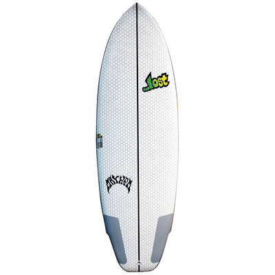 LibTech Lib Tech x Lost Puddle Jumper White - 5'9