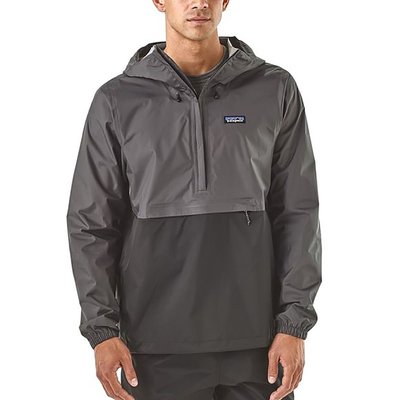 Patagonia Patagonia M's Torrentshell Pullover Forge Grey