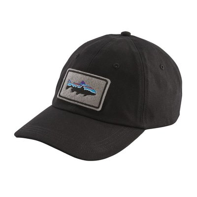 Patagonia Patagonia Fitz Roy Trout Patch Trad Cap Black