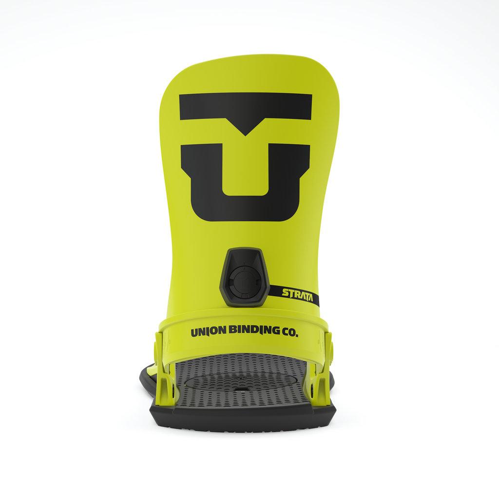 Union Strata Hazard Yellow