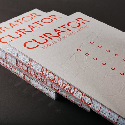 Curator Publishing Curator Volume 1 - Culture of Snowboarding